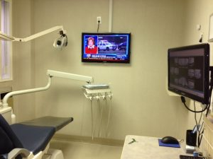 HD TV enterainement system to help make your visit enjoyable